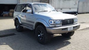 1997 Toyota Land Cruiser