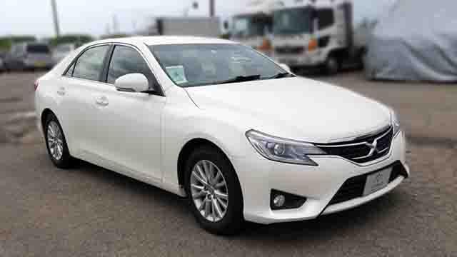 2017 Toyota Mark X