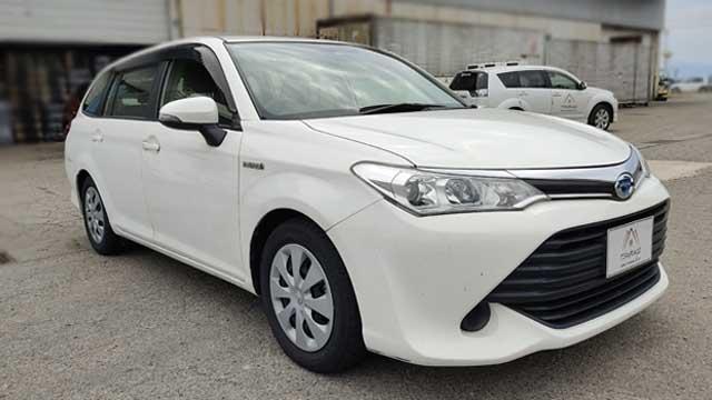 2015 Toyota Corolla Fielder