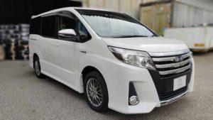 2016 Toyota Noah