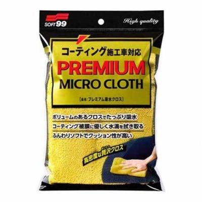 Soft99 PREMIUM MICRO CLOTH